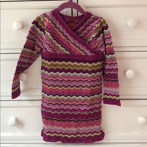 Limited Edition Missoni for Target tunic